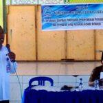 BNNK Bima Sampaikan Bahaya Narkoba di Kecamatan Bolo