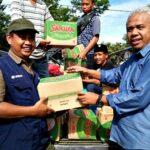 MDMC Bima Bantu Korban Banjir Sumbawa