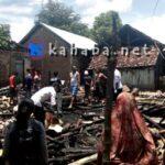 Mobil Damkar Rusak, Pemadaman Kebakaran di Kananga Terhambat
