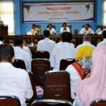 Dinas Statistik Gelar Lokakarya dan Bimtek Pengembangan Data Statistik Sektoral