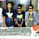 Pengembangkan Kasus Tramadol di Bolo, Polisi Ciduk Dua Terduga Pelaku