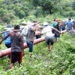 Tiang Listrik di Desa Pai Roboh, PLN Sape Terus Perbaiki Jaringan
