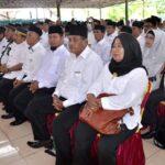 Bupati Hadiri Pengukuhan Kepala Sekolah se-Kabupaten Bima