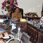 Pemkot Bima Terima Kunjungan BPIW Kementrian PU dan Perumahan Rakyat