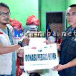 BSMI Serahkan Santunan untuk Keluarga Relawan ACT Banyuwangi