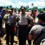 Polres Amankan Eksekusi Tanah di Desa Naru Barat