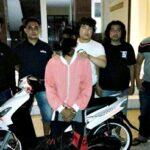 Operasi Jaran Gatarin 2017, 8 Pencuri Ditangkap