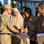 Nelayan Kota Bima Dapat Kartu Asuransi dari DKP