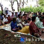 Warga Desa Riamau Wawo Shalat Minta Hujan