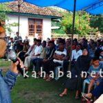 Aji Lutfi Bantu Mesin Pertanian Untuk Gapoktan di Jatibaru