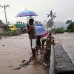 Banjir Meluap di Kota Bima dan Kabupaten Bima