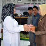 Bupati Bima Sampaikan LKPJ Tahun Anggaran 2016