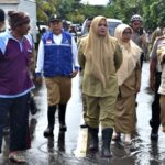 Tinjau Desa Nisa, Bupati Akan Prioritaskan Penanganan Banjir