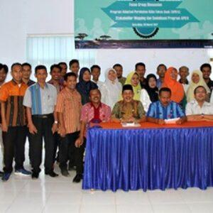 Dinas PPPA dan BPBD Gelar Workshop APIFA