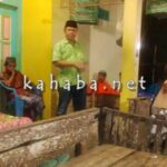 Berkunjung ke Jatibaru, H Sutarman Kagum dengan Kebersamaan Warga
