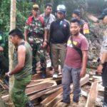 27 Kubik Kayu Sonokling Hasil Illegal Logging Dimusnahkan