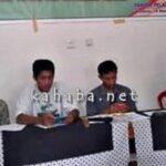 Karang Taruna Desa Kambilo Gelar Musyawarah Pergantian Pengurus