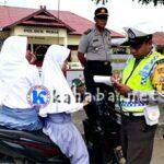 Operasi Gatarin, Pelanggaran Didominasi Pengendara tidak Pakai Helm