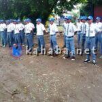 Polsis SMKN 2 'Patroli' di Lingkungan Sekolah