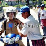 Polsis SMKN 2 Bangga Ikut Operasi Simpatik Gatarin