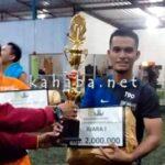 Rasanae Barat FC Juara Korpri Cup III