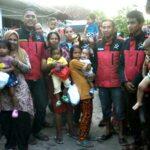 Bantu Korban Banjir, Relawan BCC Kembali Bergerak