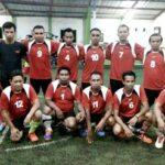 Futsal Korpri, Jurnalis FC Menang Tipis dari Inspektorat