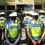 Polres Bima Kota Gelar Upacara Pasukan Operasi Simpatik Gatarin