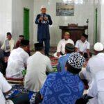 Jumat Khusyu di Masjid Desa Nisa, Dahlan Sampaikan Pentingnya Silaturahmi