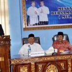 Walikota Bima Buka Musda Bersama Lembaga Keagamaan se-Kota Bima