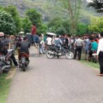 Tuntut Transparansi LKPJ, Warga Roka Demo Kantor Desa