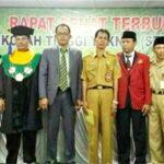 STTBima Wisuda Mahasiswa Angkatan Pertama
