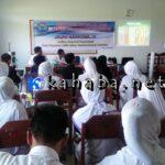 BNNK Sosialisasi Bahaya Narkoba di Kampus Stikes Yahya Bima