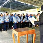 Bupati Bima Lantik 331 Pejabat Struktural