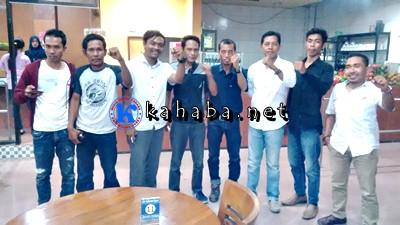 Hasanudin MD Konsolidasi dengan Relawan dan Tim