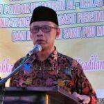 Ketua PP Muhammadiyah Haedar Natsir Tabliqh Akbar di Bima