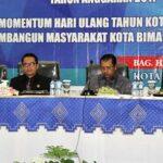 Pemkot Bima Gelar Penyuluhan Hukum Terpadu