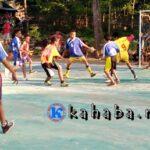 Karang Taruna Rabangodu Selatan Gelar Pertandingan Futsal