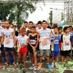 Lomba Lari Maraton 10K HUT Kota Bima ke-15, Meriah
