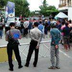 Kasus Fiberglas Mandek, APM Blokir Jalan