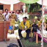Desa Leu Dinilai Tim Lomba Desa Tingkat Provinsi NTB