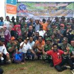 Alumni 92 SMA 1 Tanam Pohon di Taman Amahami