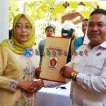 Hj. Fera Kembali Maju di Pilkada Kota Bima 2018