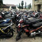 Ratusan Motor Ditilang, Pengendara Belum Sadar-Sadar