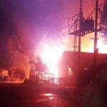 Malam ini 5 Rumah di Samili Terbakar