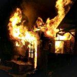 5 Rumah Terbakar di Melayu, 1 Warga Tewas
