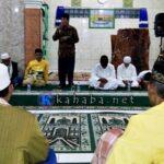 Camat Wawo dan Pengurus Masjid Nurul Hidayah Gelar Isra Mi'raj