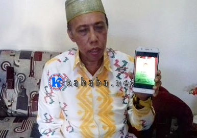 Kepala Dinas PMDes Kabupaten Bima Andi Sirajudin