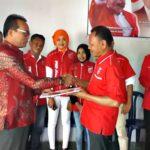 H. Jubaer dan Nasarudin Lamar PKP Indonesia