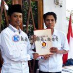Abanas Resmi Mendaftar Balon Walikota di Dua Parpol